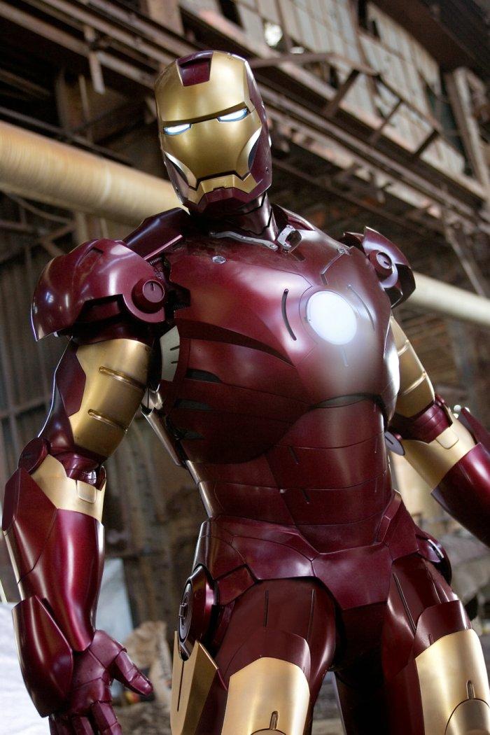 Gestatten: Iron Man