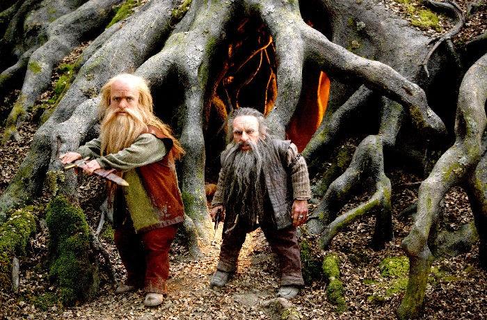 Klein aber aber mutig: Narnias Zwerge