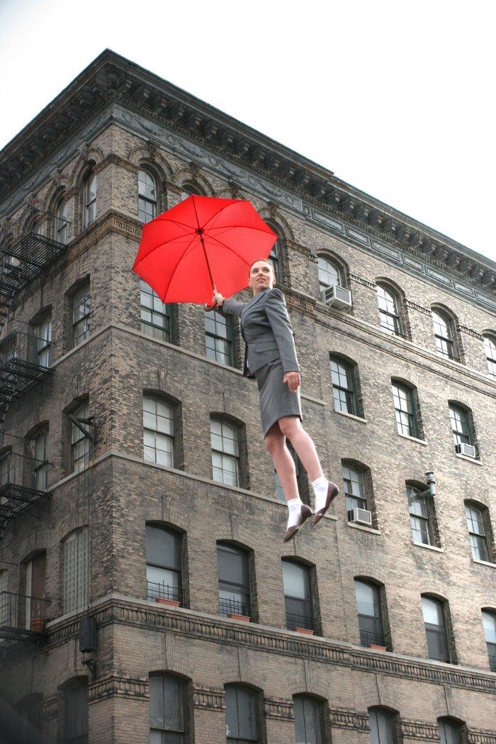 Die neue Mary Poppins