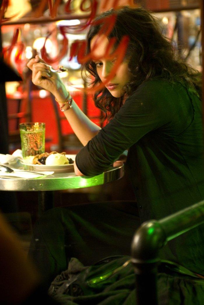 Blaubeerkuchen für die Seele: Elizabeth in Jeremys Café