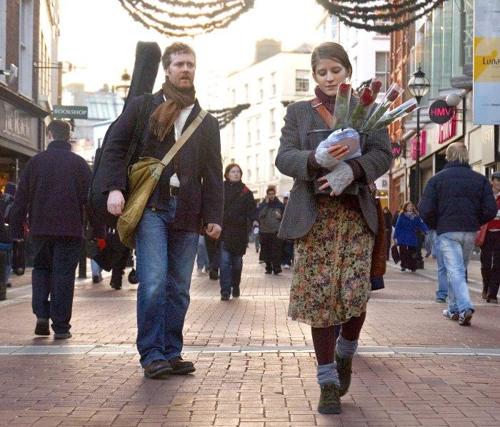 Unterwegs in den Straßen von Dublin