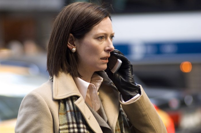 Das Recht heiligt die Mittel: Justiziarin Karen Crowder (Tilda Swinton)