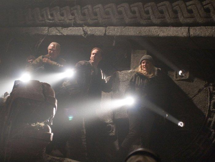 Patrick, Ben und Abigail kommen der Lösung näher