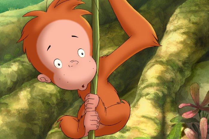 Dodo erkundet den Urwald