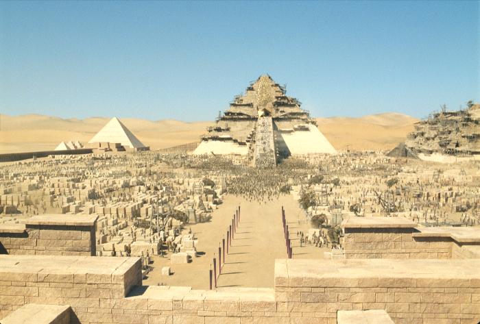 Pyramiden der Vorzeit