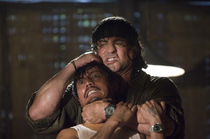 Rambo, wie man ihn kennt und liebt