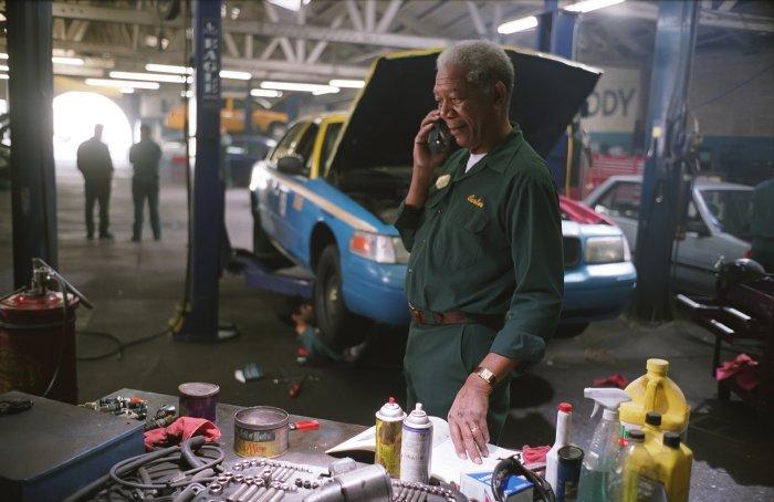 Hängt seinen Job an den Nagel: Morgan Freeman
