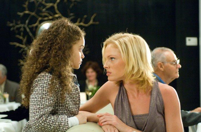 Peyton Kelly mit Tatianna (Kate Nauta)