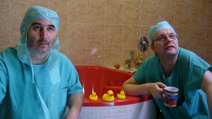 Gute Zusammenarbeit mit den Klinikärzten