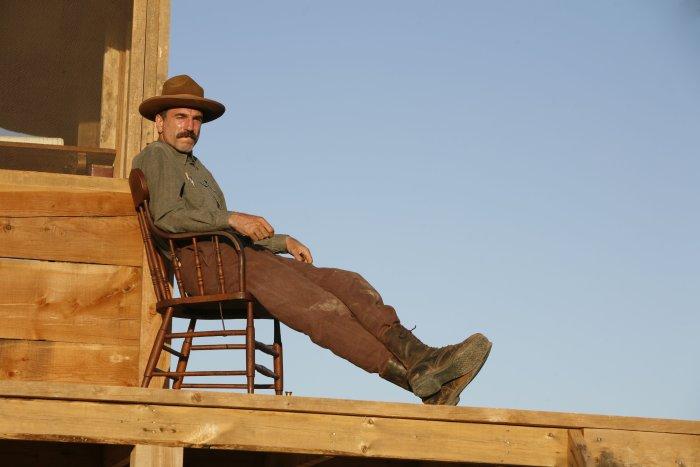 Daniel Plainview (Daniel Day-Lewis) hat selten Muße