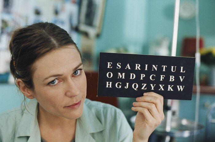Das eigens konzipierte Zwinker-Alphabet