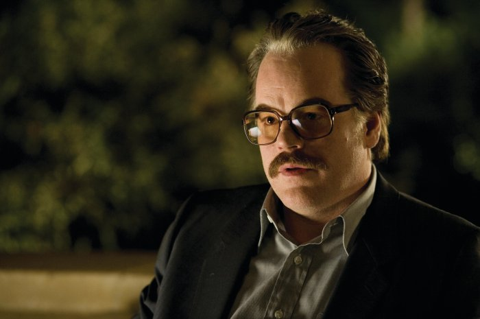 Philip Seymour Hoffman als CIA-Boss