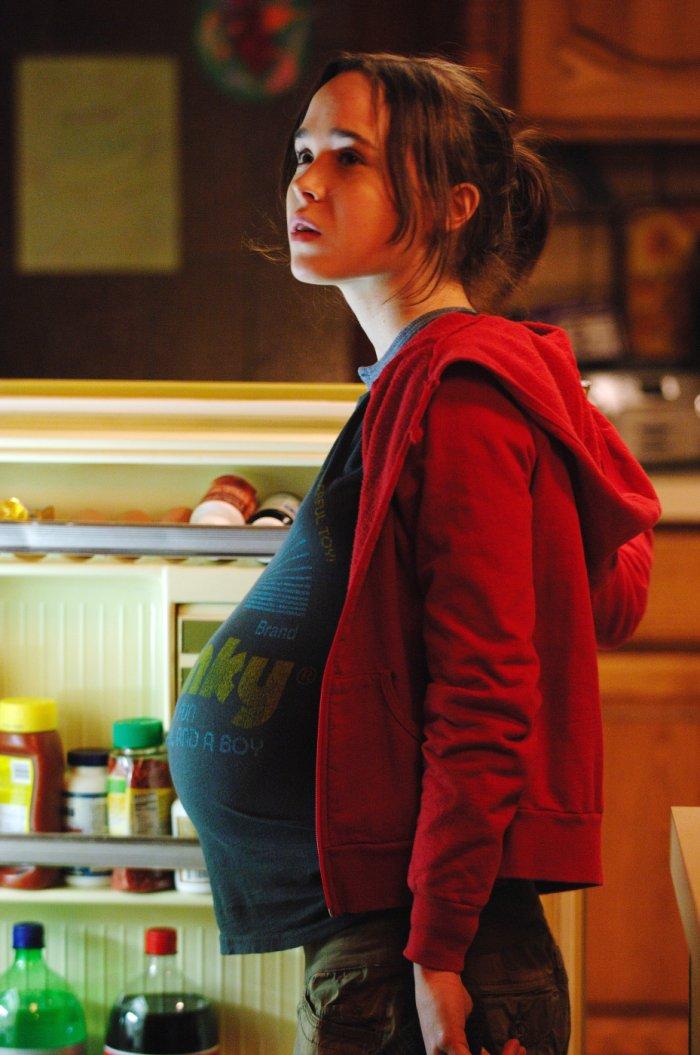 Ellen Page als Juno