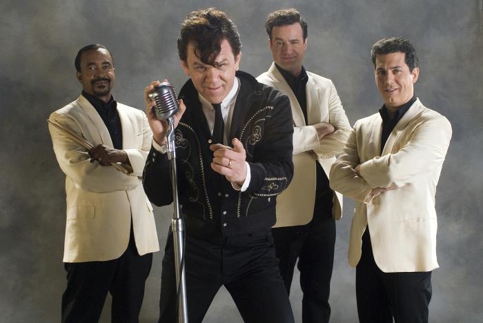 Dewey Cox und Band