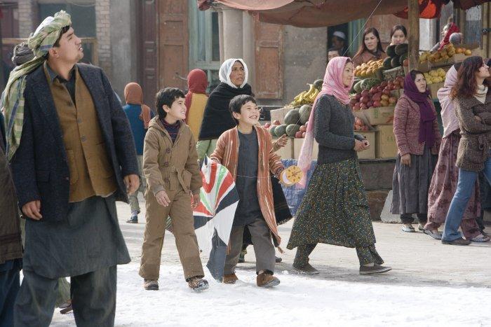 In Afghanistan