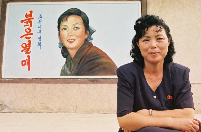 Han Yong-Sil aus Nordkorea
