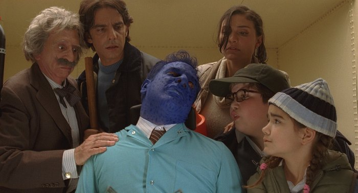 Pipo (Diego Gentile) erhält seine Strafe