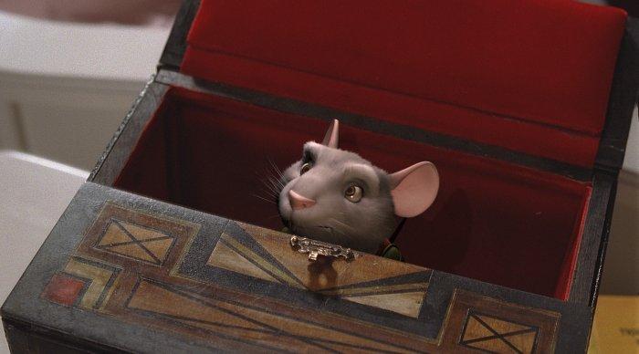 Herr Figo kann aus seiner Falle entkommen