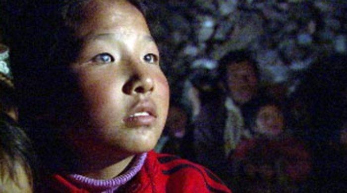 Blinde in Tibet