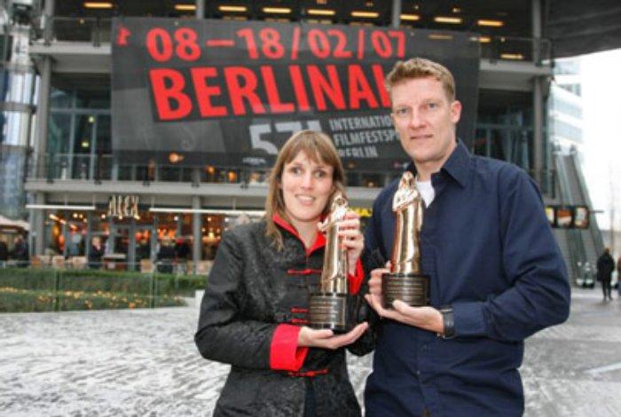 Auf der Berlinale 2007