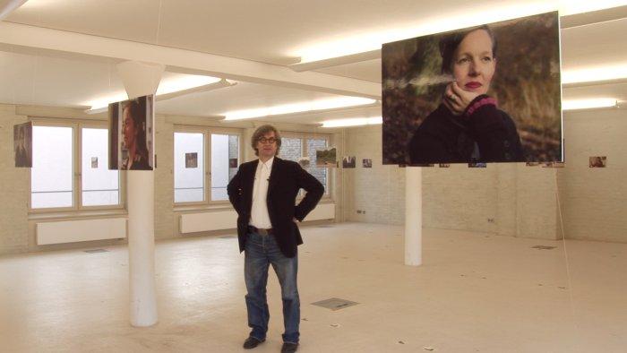 Wim Wenders zwischen Bilder aus der Vergangenheit