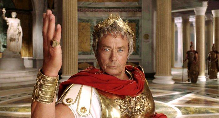 Möge der Beste gewinnen: Julius Caesar (Alain Delon)