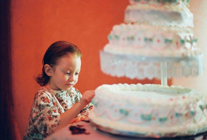 Süße Verlockung: Die Hochzeitstorte