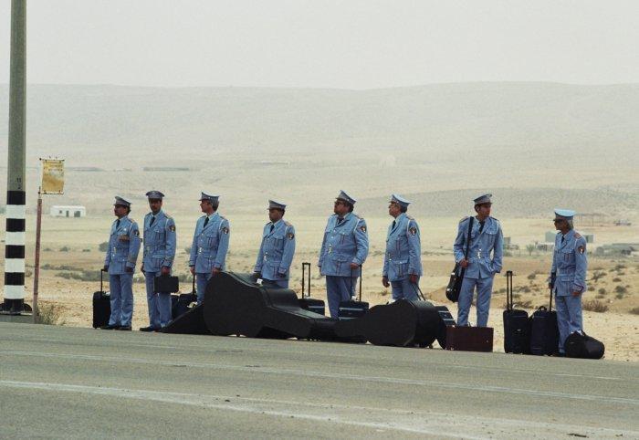Auf verlorenem Posten: Die Polizeikapelle aus Ägypten