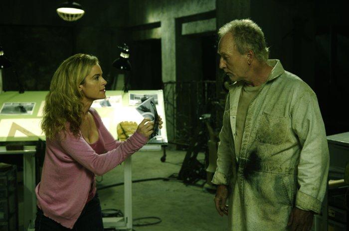 Jill hat Streit mit John