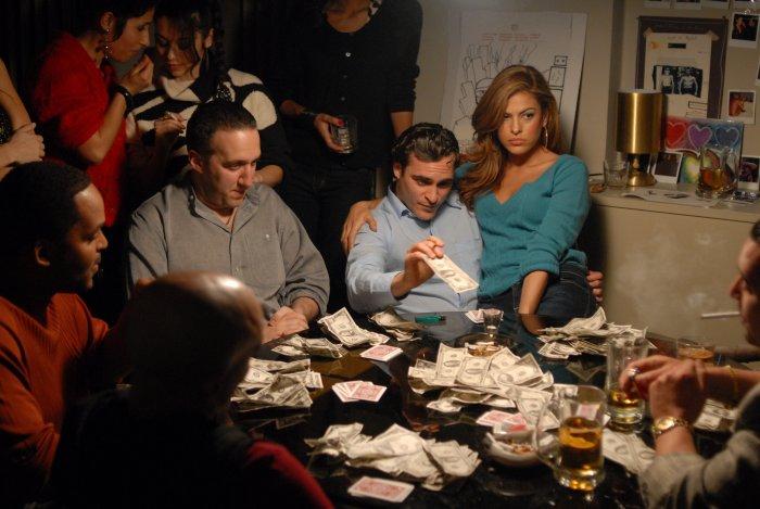 Beim Poker: Die