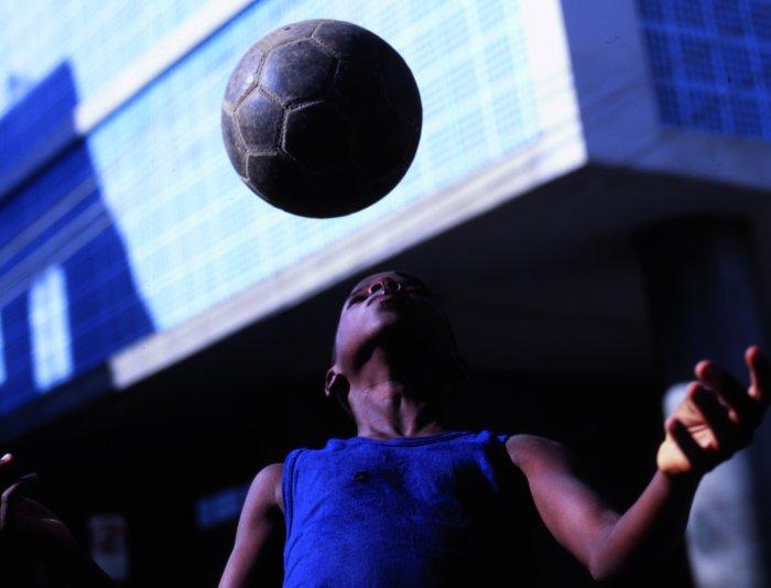 Tiago (Thiago Martins) ist ein begnadeter Kicker