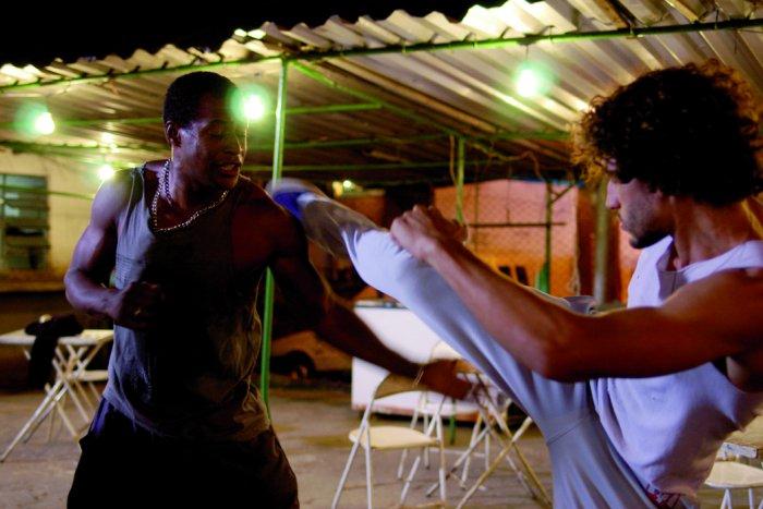 In den Slums von Rio herrscht Gewalt