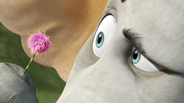 Horton blickt durch