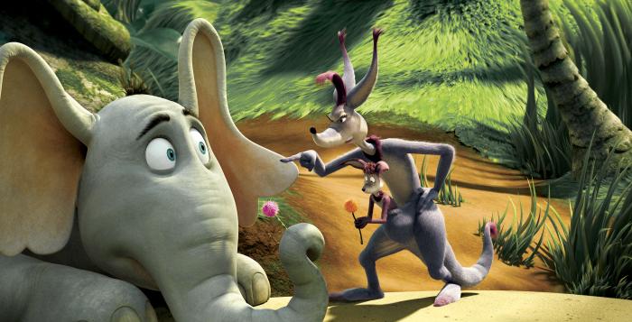 Horton und Känguru