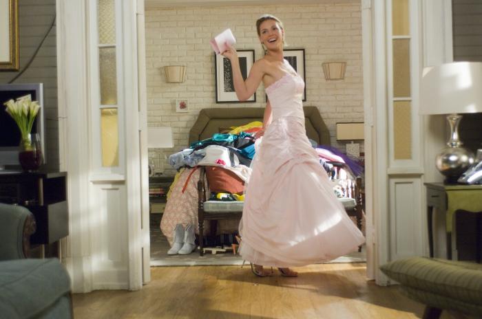 Endlich im eigenen Hochzeitskleid