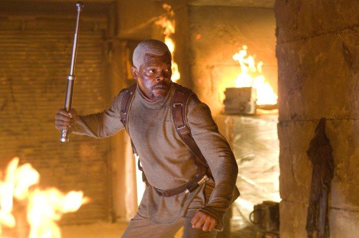 Mit Roland (Samuel L. Jackson) ist nicht zu spaßen