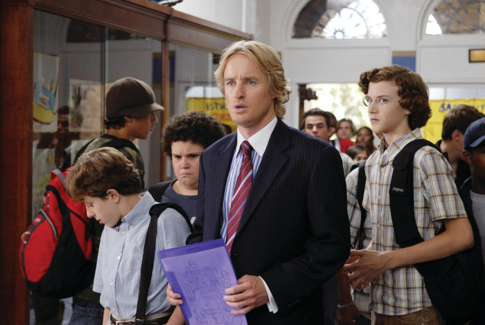 Owen Wilson als Drillbit Taylor