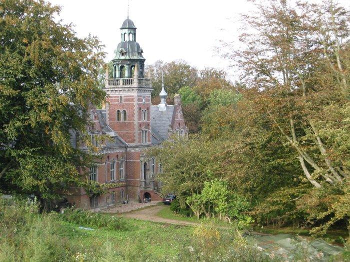 Das Schloss, das ein Kloster werden soll