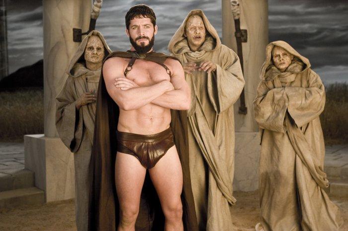 Spartaner unter sich