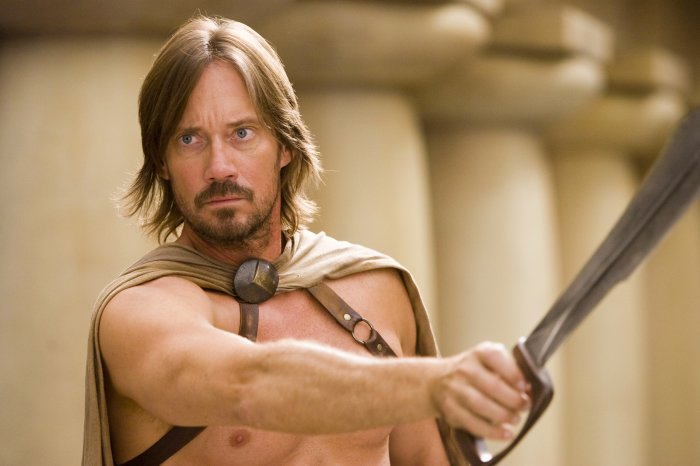König Leonidas ist entschlossen