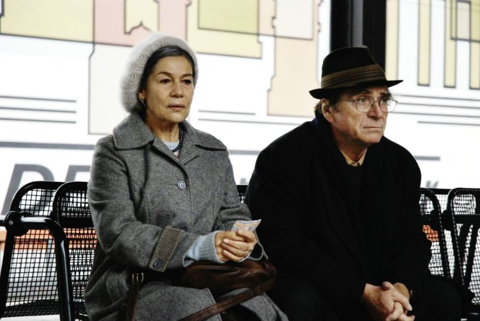 Trudi (Hannelore Elsner) und Rudi (Elmar Wepper)