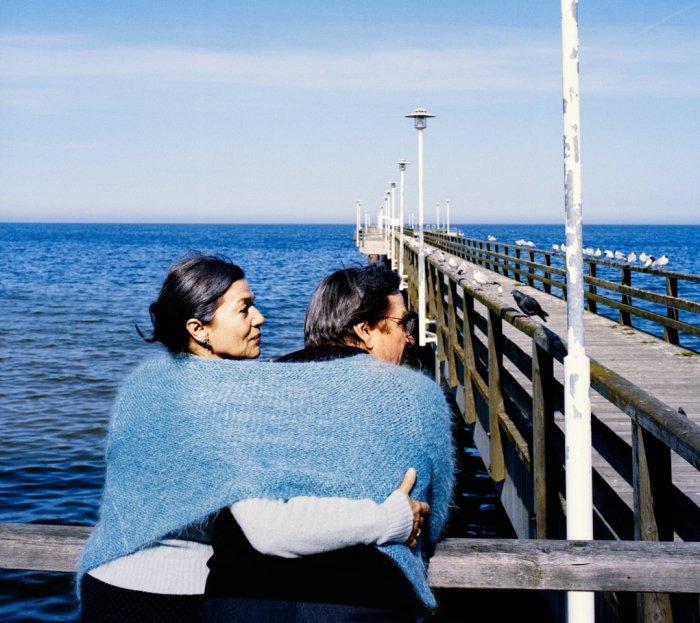 An der Ostsee verlebt das Paar die letzten Momente