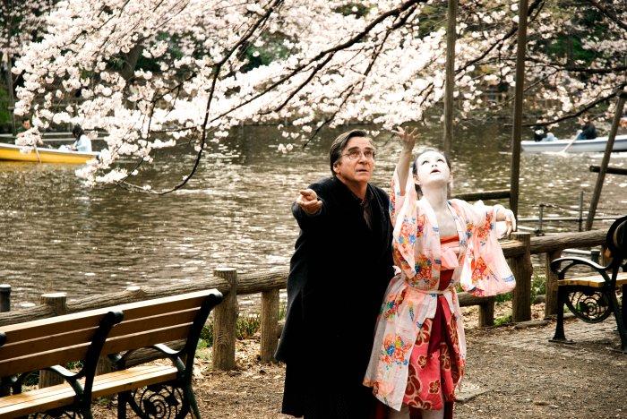 Butho-Tänzerin Yu (Aya Irizuki) bringt Rudi Trudi nahe
