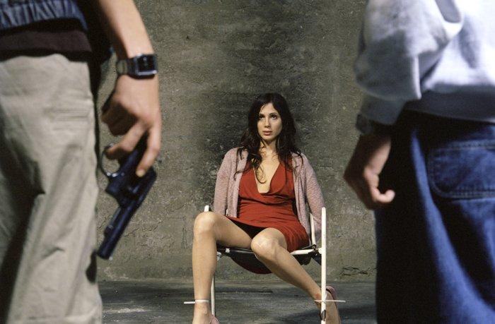 Sonja (Elisabetta Rocchetti) wurde entführt
