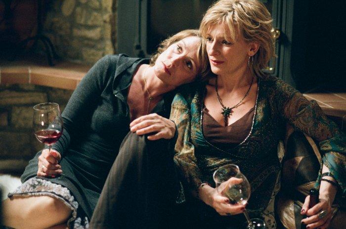 Marianne (Kirsten Block) und Anne (Dagmar Manzel)