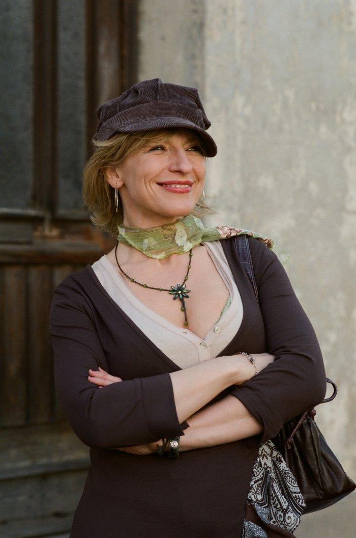 Dagmar Manzel als Rocksängerin Anne