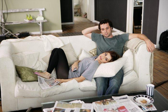 Platonische Freundschaft: Jacks (Brittany Murphy) und Peter (Matthew Rhys)