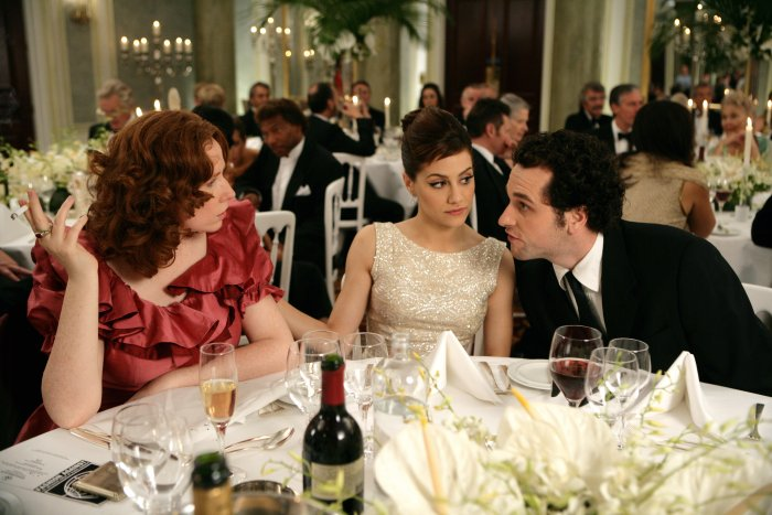 Tallulah (Catherine Tate) mit Jacks und Peter