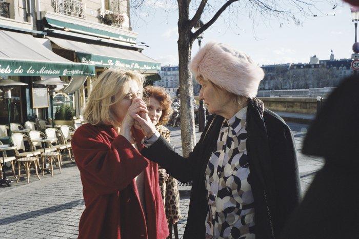 Marcelline mit ihrer Mutter (Marysa Borini)