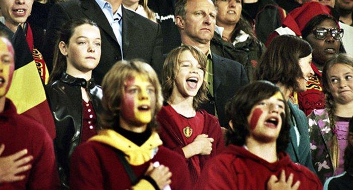 Gilles (Ilya Van Malderghem) ist Fan der Roten Teufel